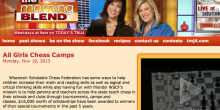 WSCF on The Morning Blend