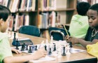 Photos from the Thomas Jefferson Chess Tourney