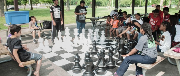 Go Fund Me Campaign for Chess In the Parks