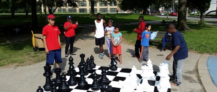 Milwaukee County Chess in the Parks Begins July 6